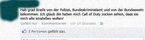Call of Duty Fail