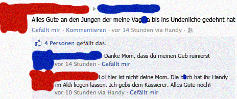 Mom hat Handy verloren