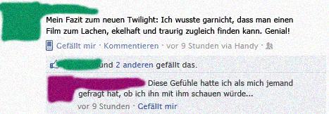 Twilight Fail Facebook
