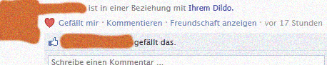Facebook Name Fail